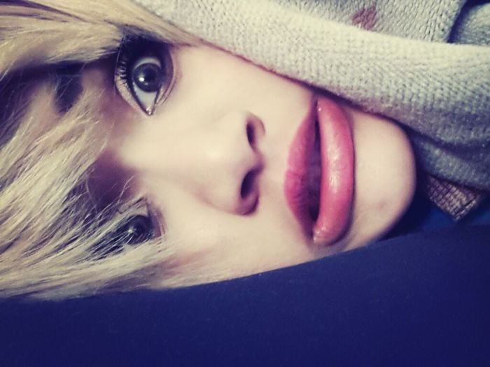 My Scary Face XD