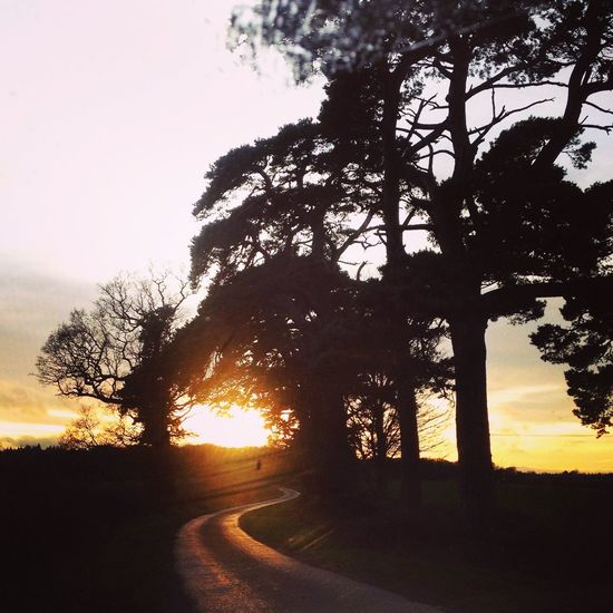Warm nights, sunsets 😊 Hello World