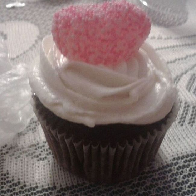 Rico y presentación perfecta hecha por Aldana :) Clan Cousintime Instamoment Like4like cupcake !♥♥