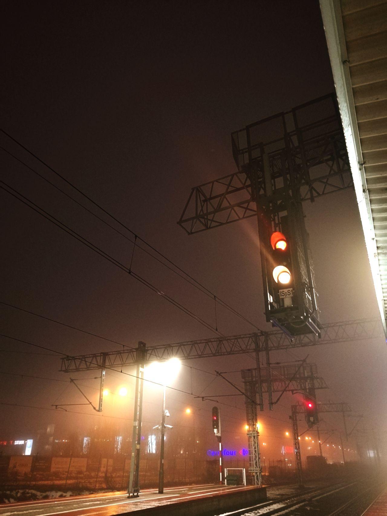 No People Black Background Train Train Station Lights Train Lights