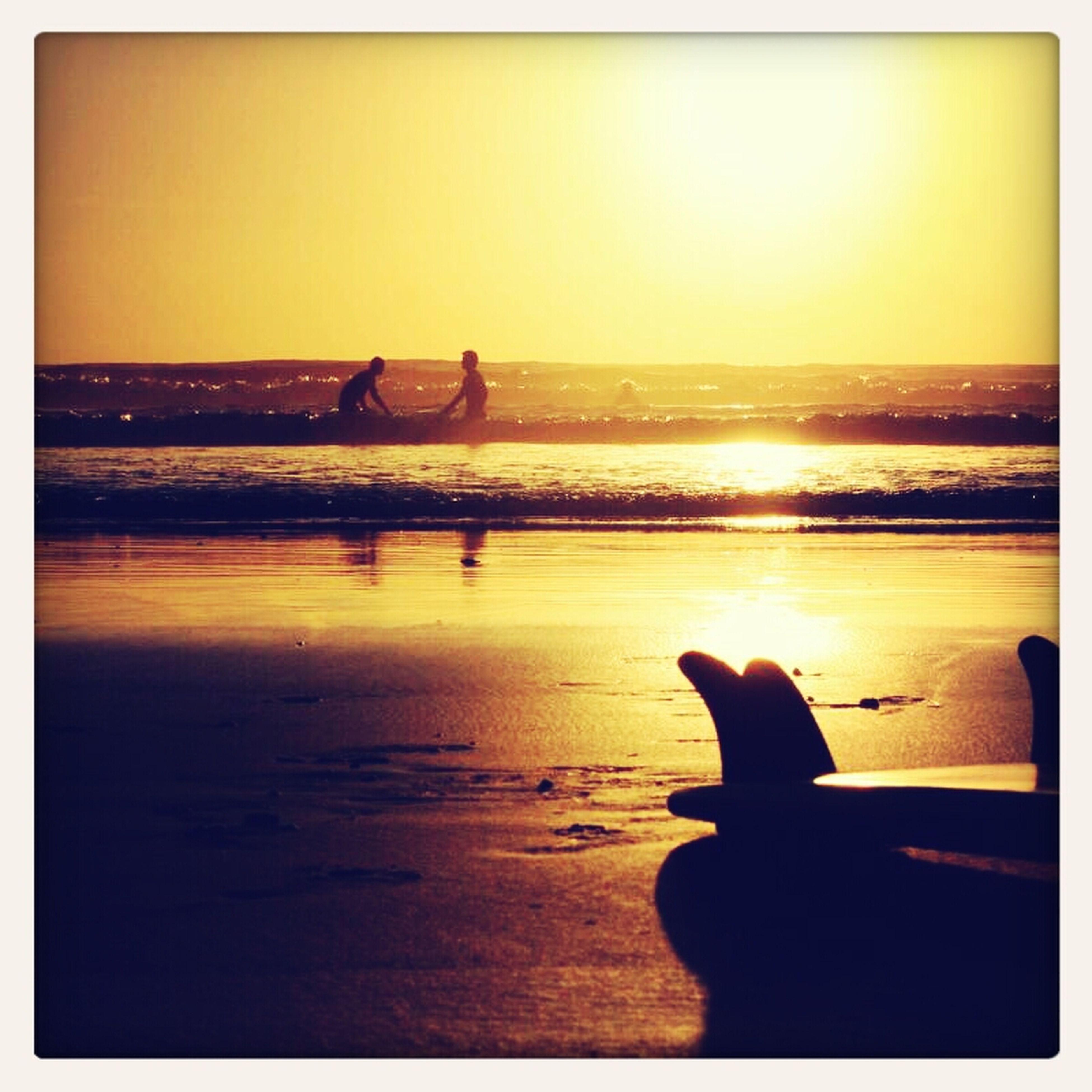 Huntington Beach During The Summer