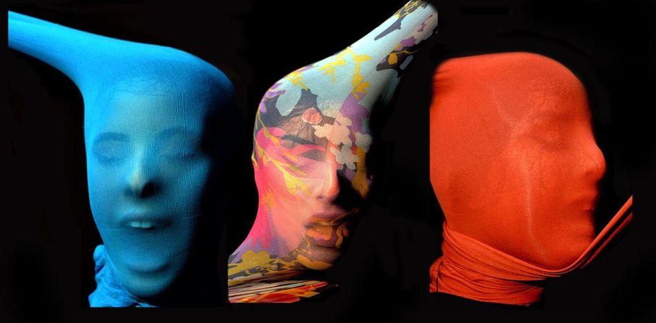 Hidden identity Experimental Photography Model Hidden Hidden Identity Femininity Gender Inequality