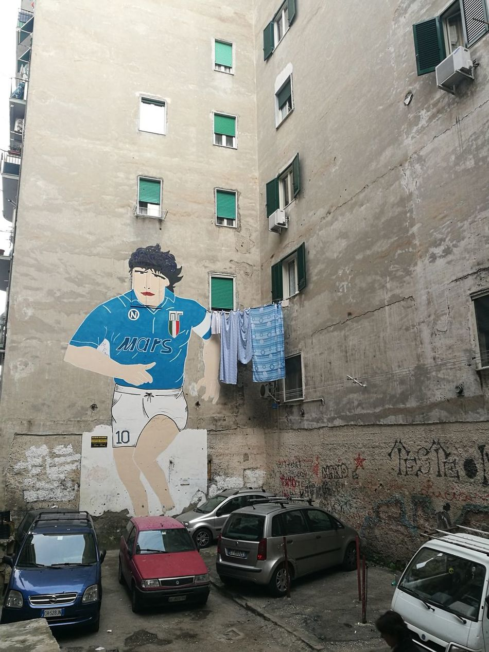 The king of Neaples Napoli Street Naples, Italy Napoli ❤ Napoli Italy Napoli Naples Street Life Streetart/graffiti Streetartphotography Streetphotography Street Style From Around The World Streetart Maradona Diegoarmandomaradona