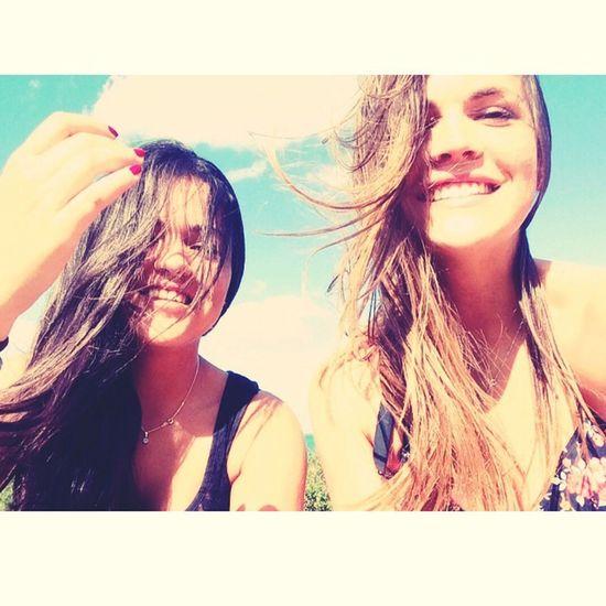 Babe ? Friend Smile Summer Holidays