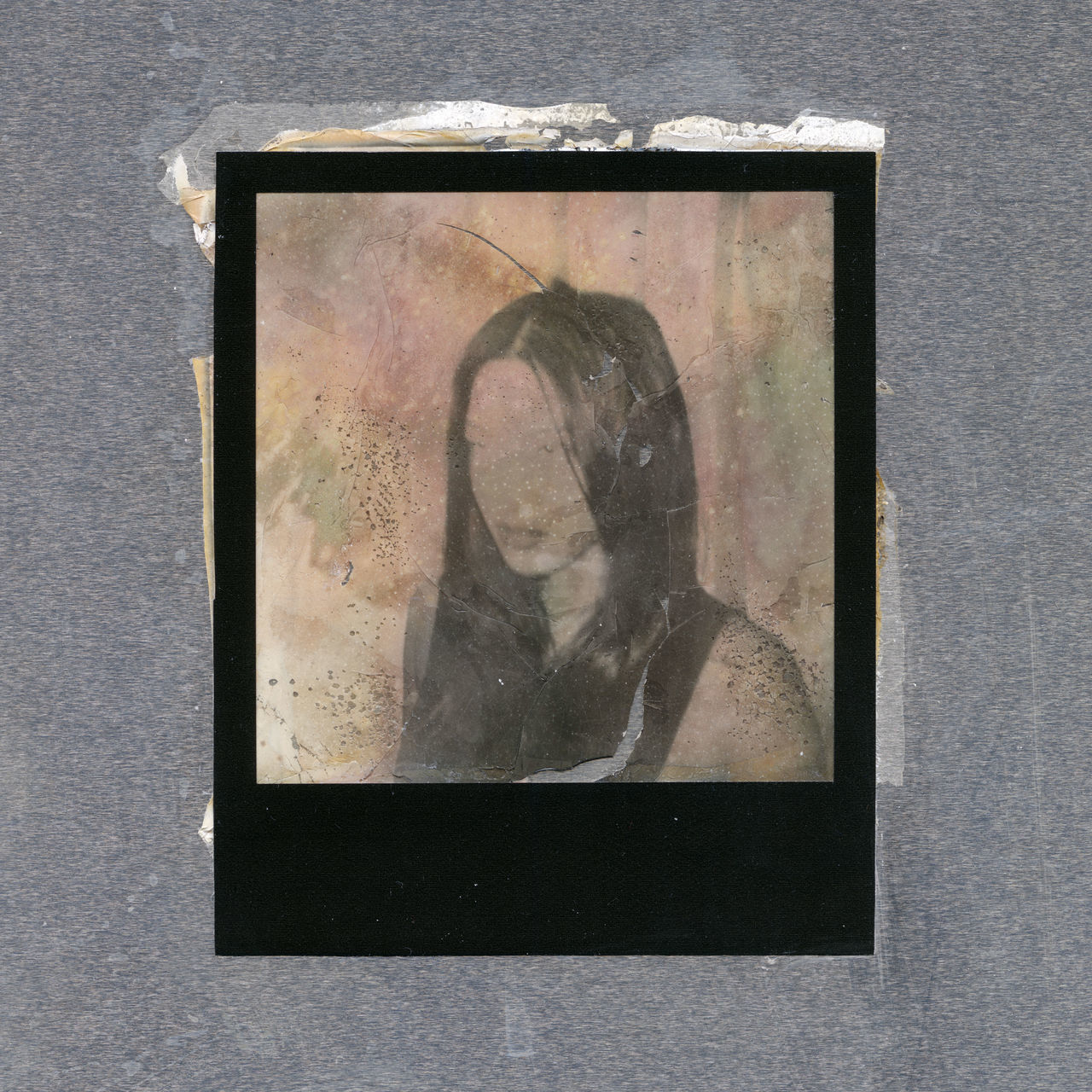 """""""The girl no-one could photograph"""" is quite a unique and one-of-a-kind item: a manipulated and detached instant photograph (Impossible BW film) on aluminium plate! The original item is now on sale on my Etsy shop at: https://www.etsy.com/it/listing/513845352/the-girl-no-one-could-photograph Analogue Analogue Photography Art Black & White Black And White Blackandwhite Bw Collectibles Cut And Paste Detail First Eyeem Photo Frame Girl Instant Instant Photo Instantphoto Manipulated Oneofakind People Polaroid Portrait Portraiture Lifted"""