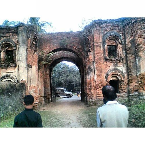 Instasize Instagram Instalike Village Murshidabad People Old Heritage Home On my way back home