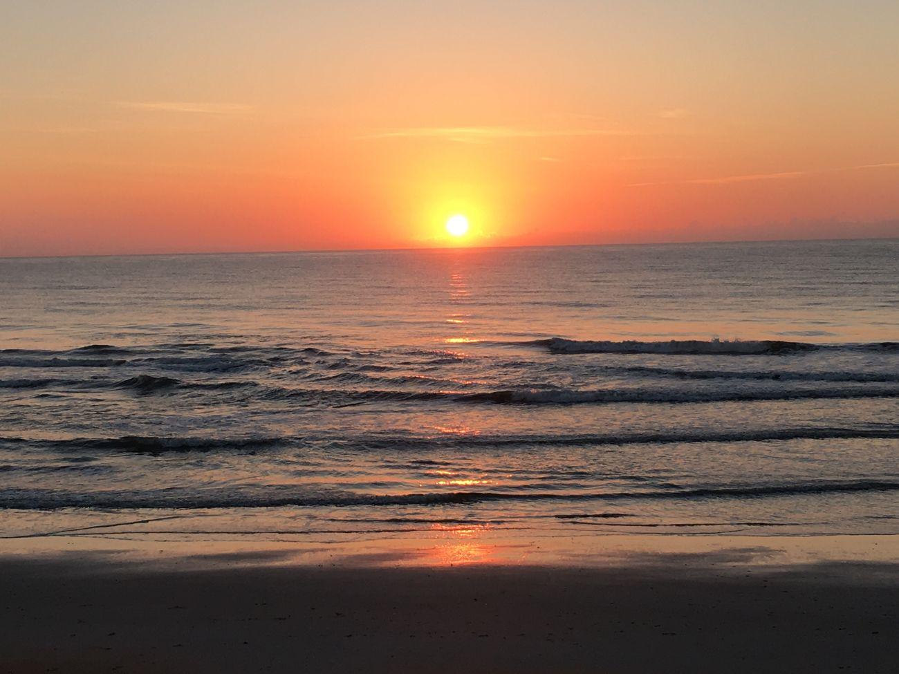 Sunrise at the beach... Beach House EyeEm Best Shots Nature_collection EyeEm Nature Lover EyeEm Best Shots - Nature Connected With Nature Vacation2016 Eye4photography  Eyeem Photo