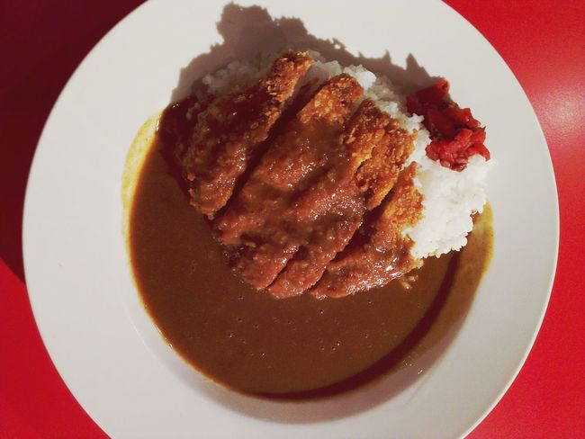 Getting my Katsu Curry fix!