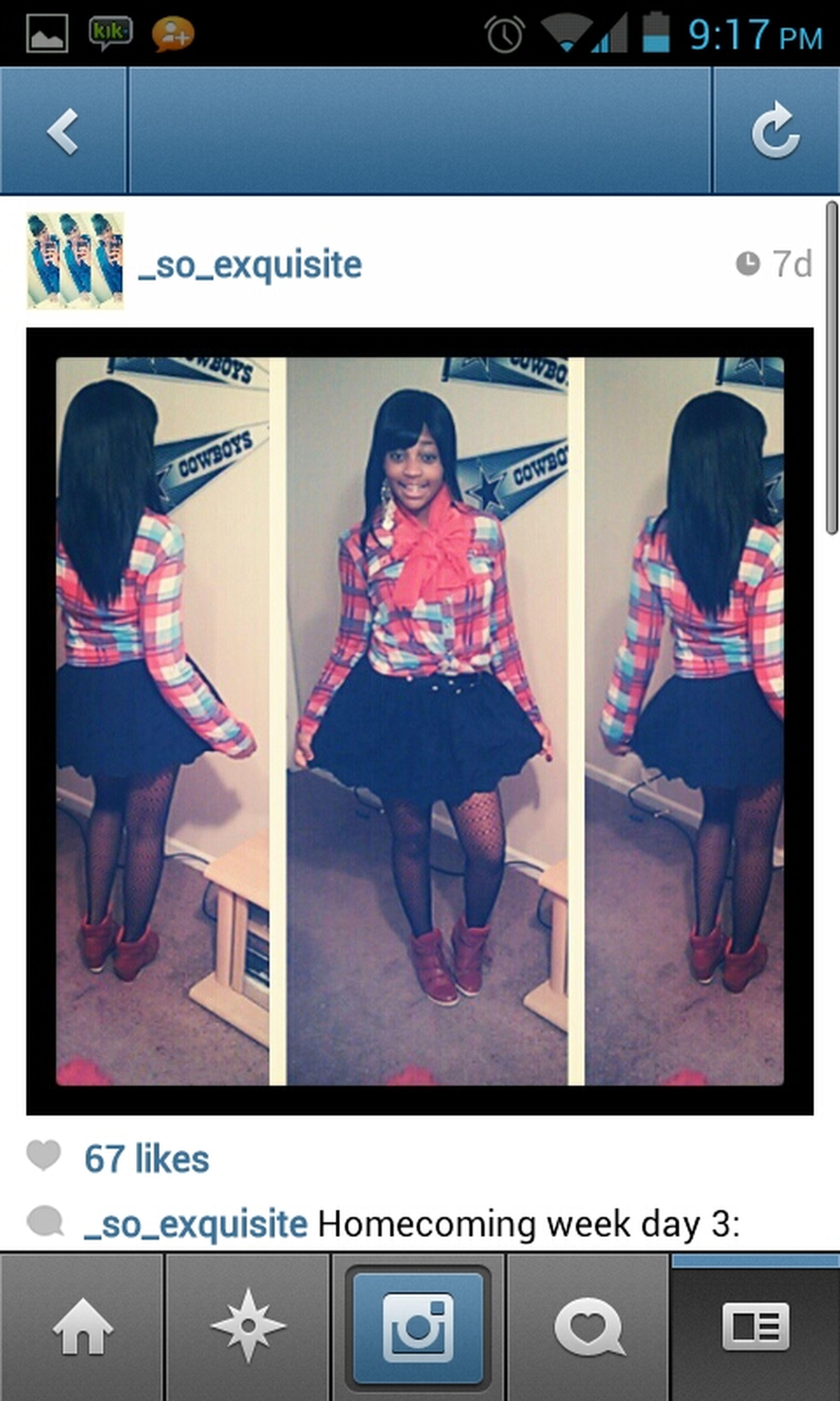 Follow Me On Instagram @_So_Exquisite