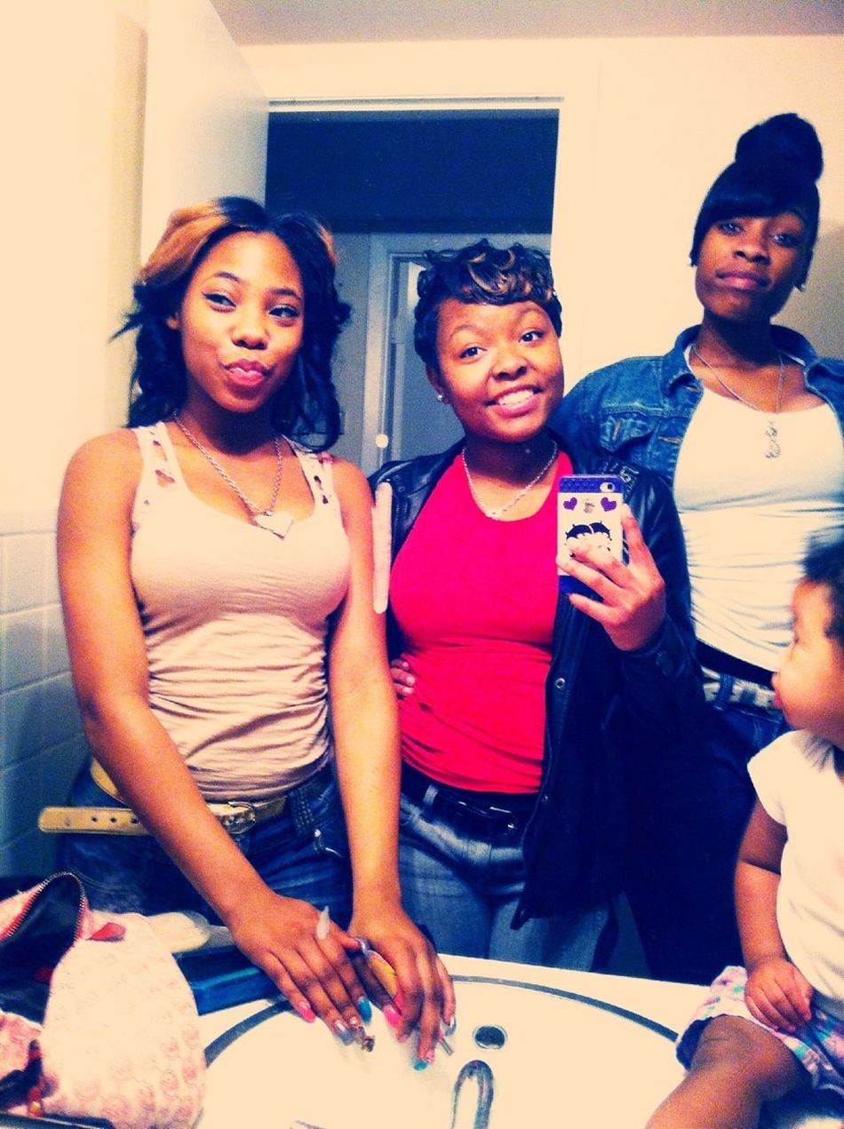 Me And My Bestie And Cuzo!