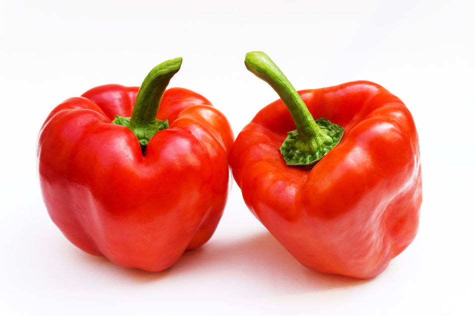 Bell Pepper Red Bell Pepper, Food Gourmet Paprika Paprika Bell Pepper Close-up Day Food Food And Drink Freshness Healthy Eating No People Red Red Bell Pepper Still Life Studio Shot Vegetable White Background