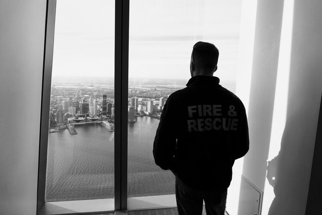 One World Trade Center New York City Manhattan Fire Department Fire And Rescue First Responders Sacrifice America