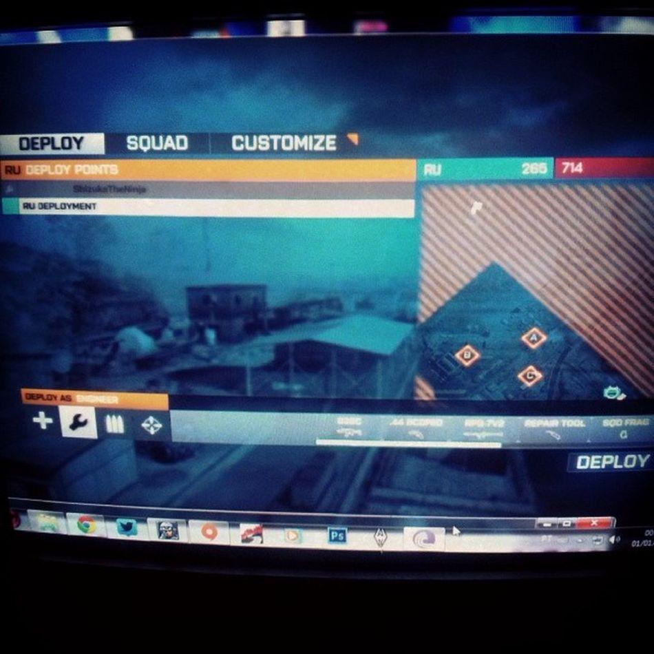 NewYear Battlefield3 Upar