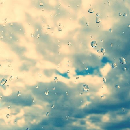 Rain Sunday