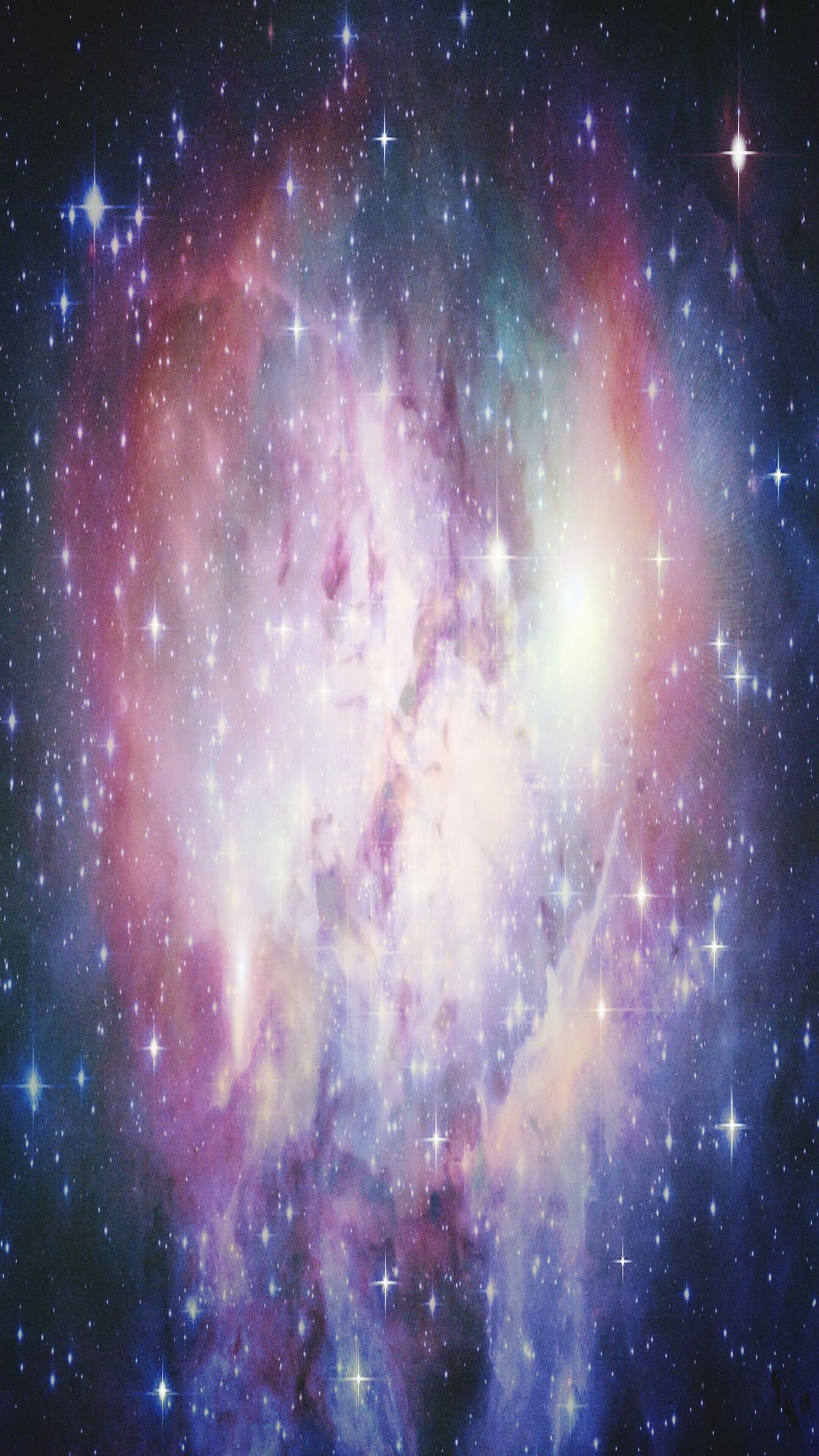 Stars & Dreams Galaxy Edit Blank Space 😊