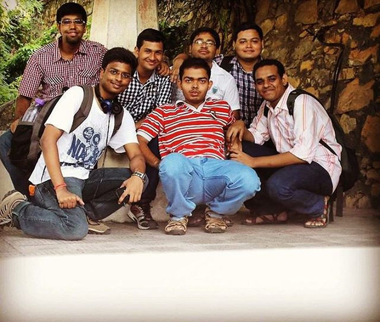 When we fell in love with a city! Throwback Traveldiaries Udaipur Cityoflakes TheTrip 2013 Autumn The3rdyears Mbbs Doclife Mediots Finalyearmbbs Nostalgia Bromance Awesome