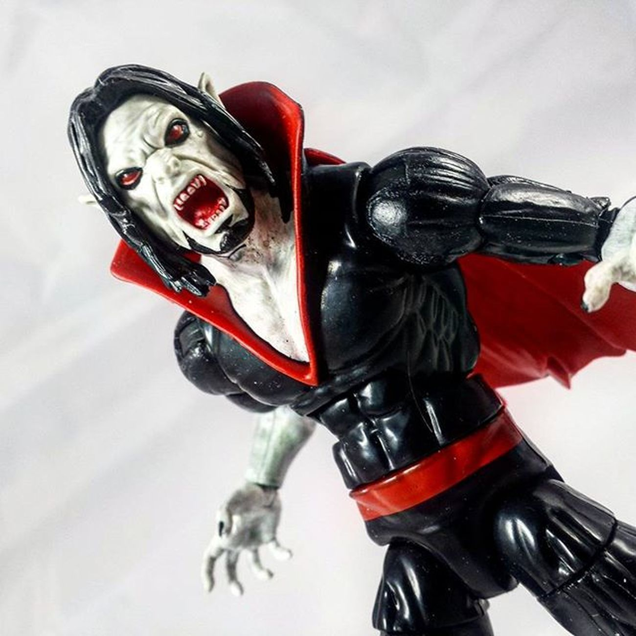 Morbius Morbius Thelivingvampire Marvel Marvellegends Marvelcomics Toys Toyphotography Toypizza Toysarehellasick Toycollector Toycommunity Toycollection Thefigureverse Ata_dreadnoughts ATA_MARVEL ACBA Acbafam Articulatedcomicbookart Spiderman