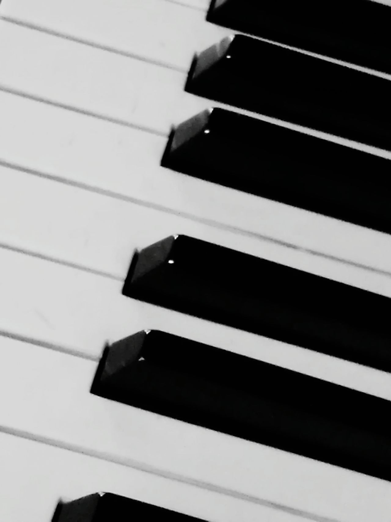 Piano Moments Low Angle View Indoors  Musical Instrument Mypiano Blackandwhite Myphoto