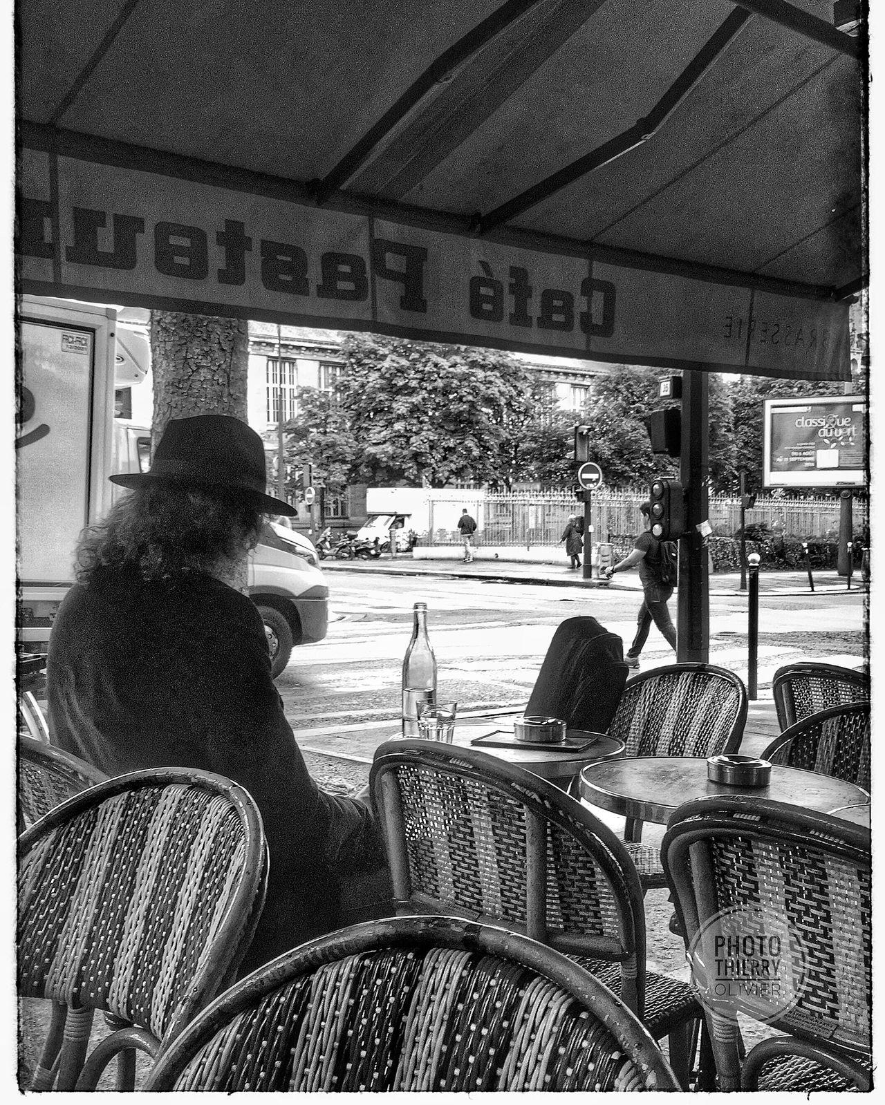 France Photography Photo Photos Photojournalism Blackandwhite Noir Et Blanc Photographer Press Journalism Art Art Gallery Artphoto Rural Scenes Presse Paris Pasteur Café Pasteur