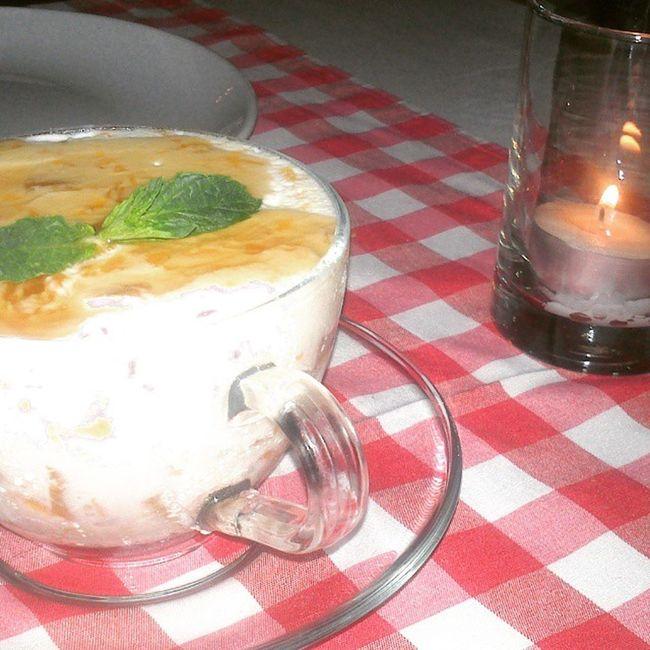 Appetito Dessert Pumkin Ricotta