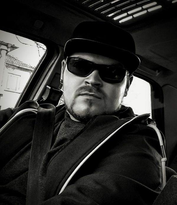 This is Me What Do You Think? How Do I Look With Glasses Me Myself And I They Think Im Ice Cube Varna2017 Bulgaria❤️ Sunglasses Only Men Adults Only Adult Day One Man Only One Person Say What You Wanna Say.  EyeEmNewHere EyeEm Me Ford Sierra City Trueemotion Perspective Say Anything Preparing To Smoke B&w Photo Black & White Tell Me What You Think