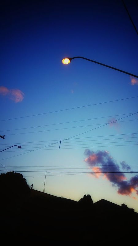 Taking Photos Check This Out Night Lights Nightlights After Sunset After Sunset Sky Lamps At Night Picoftheday EyeEm Best Edits Brazil Atmospheric Sky
