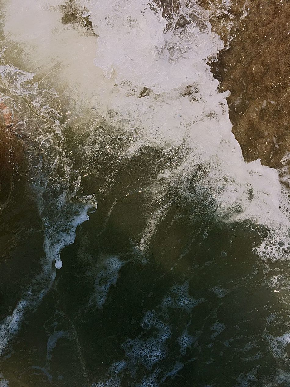 Beach shot from today at For Fisher, NC... Sea Water Fort Fisher North Carolina Relaxation