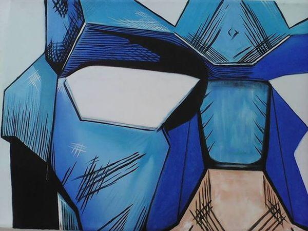 New Mine Oilpaint Comics Comicbook Captainamerica HERO Oilpainting Oiloncanvas Inprogress Art Artist Artisticdayoff Blue Instagram Creativity Follow4follow Likeforlike L4l F4F 🎨✌