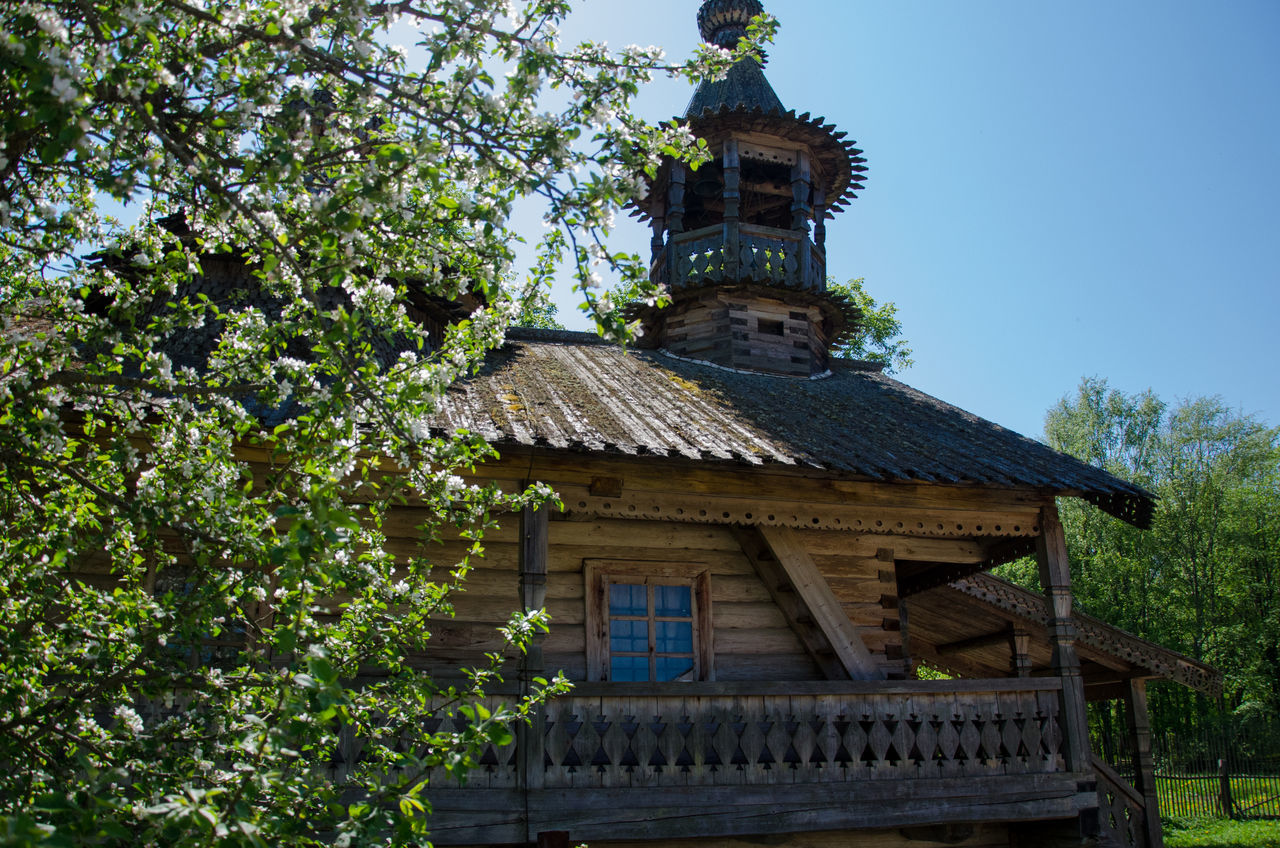 Architecture Built Structure Exterior History Architecture Local Landmark No People Novgorod Place Of Worship Tall - High Tree