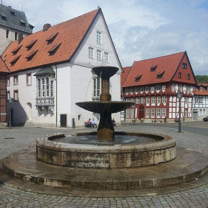 Springbrunnen BadGandersheim