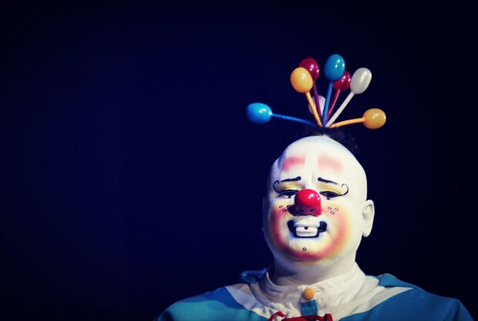 парад, клоун