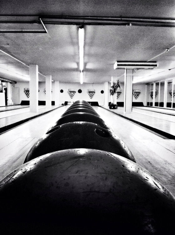 bowling in L'estartit by Albane Ewing Galdo4