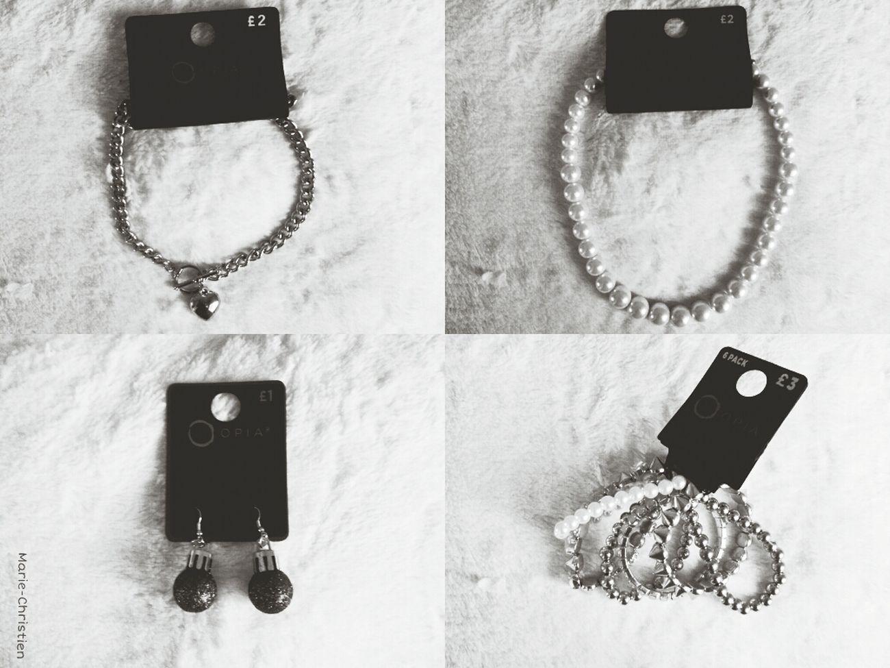 Schmuck Ketten Armband Ohrringe