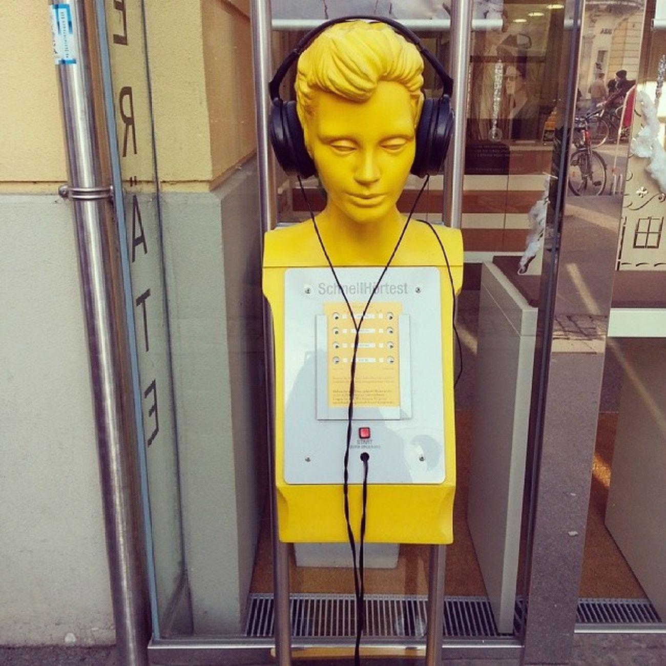 YellowMan Graz