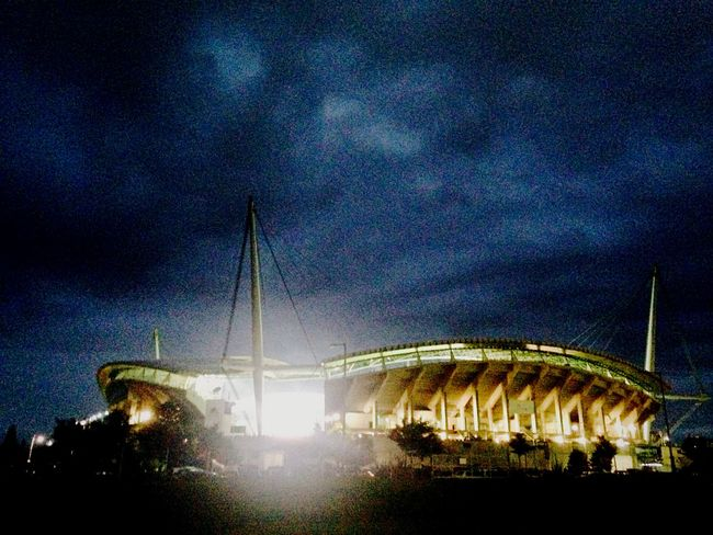 Jeonju JeonbukFC K-League Stadium Soccer South Korea Sports Football Winning The Game