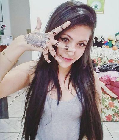 Hi Tattoomodels Sexygirl Paradise Longhair♥ Beautiful Girlswithtattoos Fontoftheday Cute Girl First Eyeem Photo