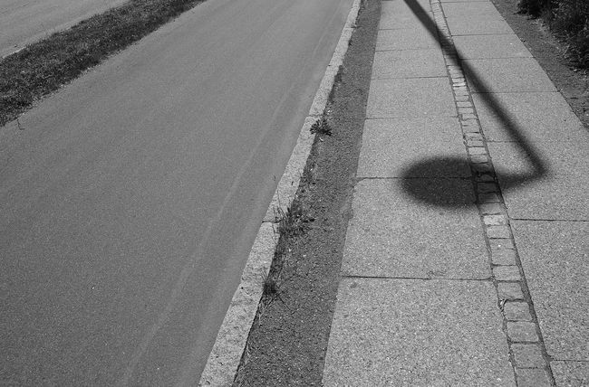 Asphalt Diminishing Perspective No People Outdoors Road Road Marking Streetphoto_bw Sunny The Architect - 20I6 EyeEm Awards The Way Forward