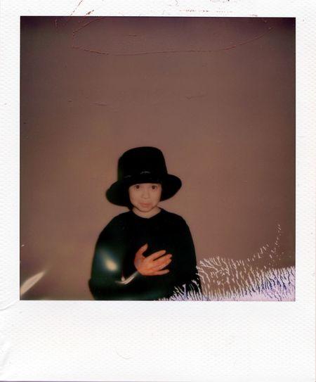 Conjuring Impossible Project Kicsigaoka Lastdayofyear My Son ❤ Polaroid