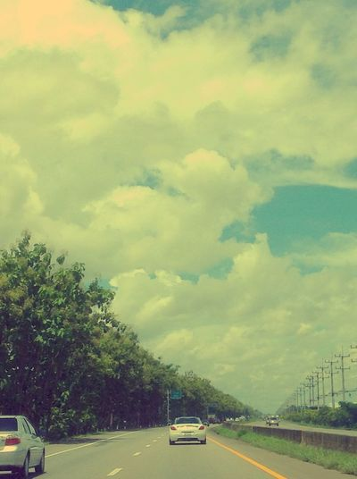 very Big clouds..