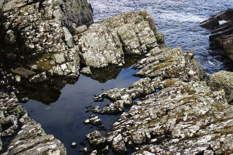 Shetland Isles, April 2016 Water Rocky Cold Shetland