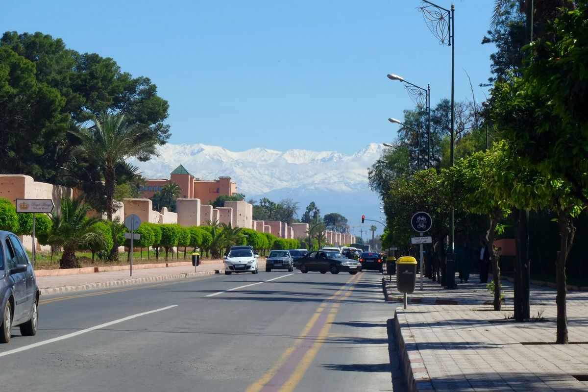 Marrakech Oukaimden