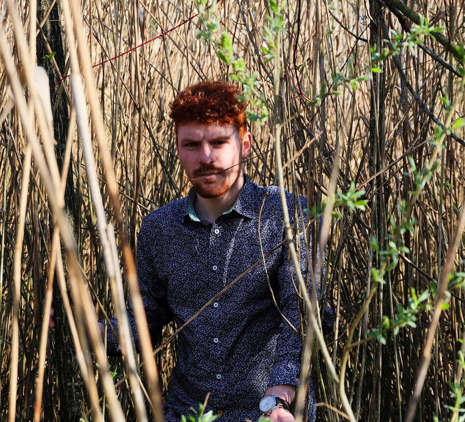 Bamboo Boy Elégance Eye EyeEm Nature Lover Friend Green Green Park Hot Look Man Model Nature Nature Collection Passion Phoyography Red Hair Shooting Sky Smile Strong Sunny Sunny Day Three Wild Long Goodbye EyeEm Diversity