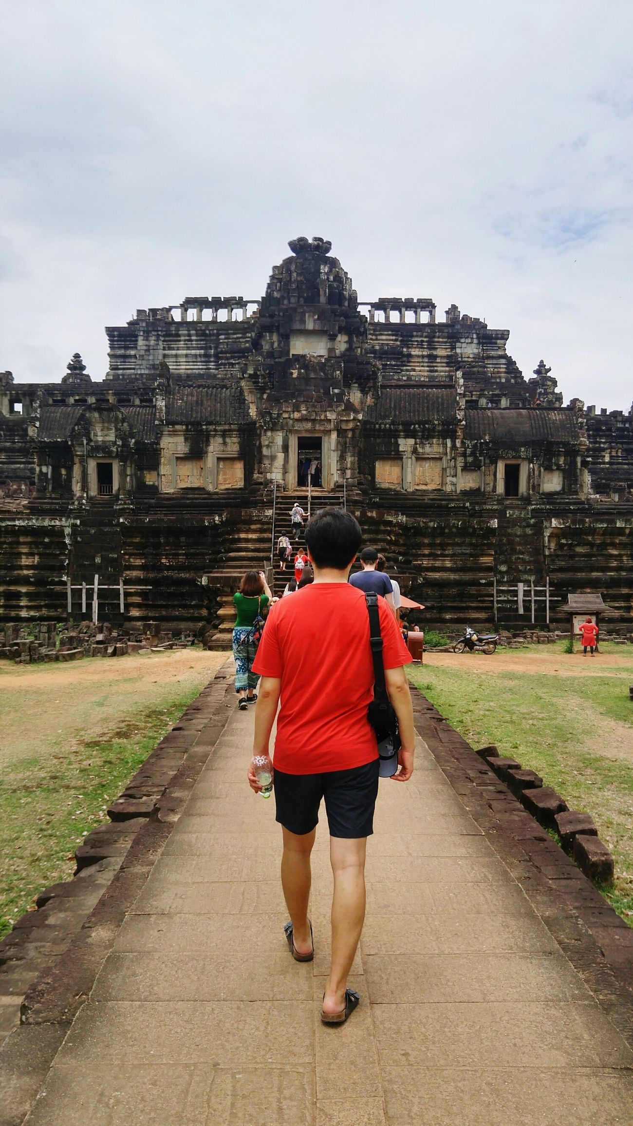 Angkor Wat Angkor Thom Cambodia Khmer Architecture Angkorwat Temple Journey