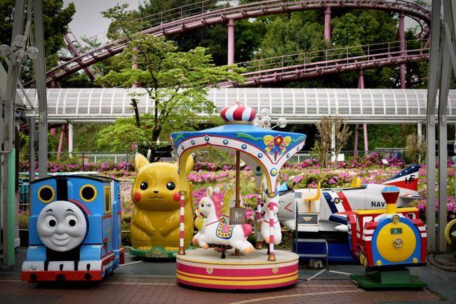 Amusementpark 遊園地