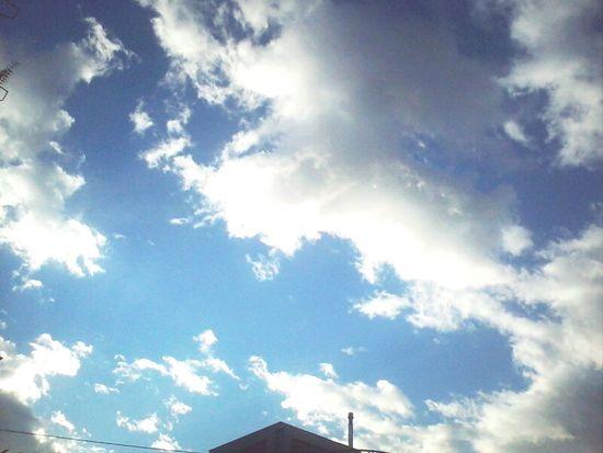 Sun Sky Cloudporn Theskyaboveus