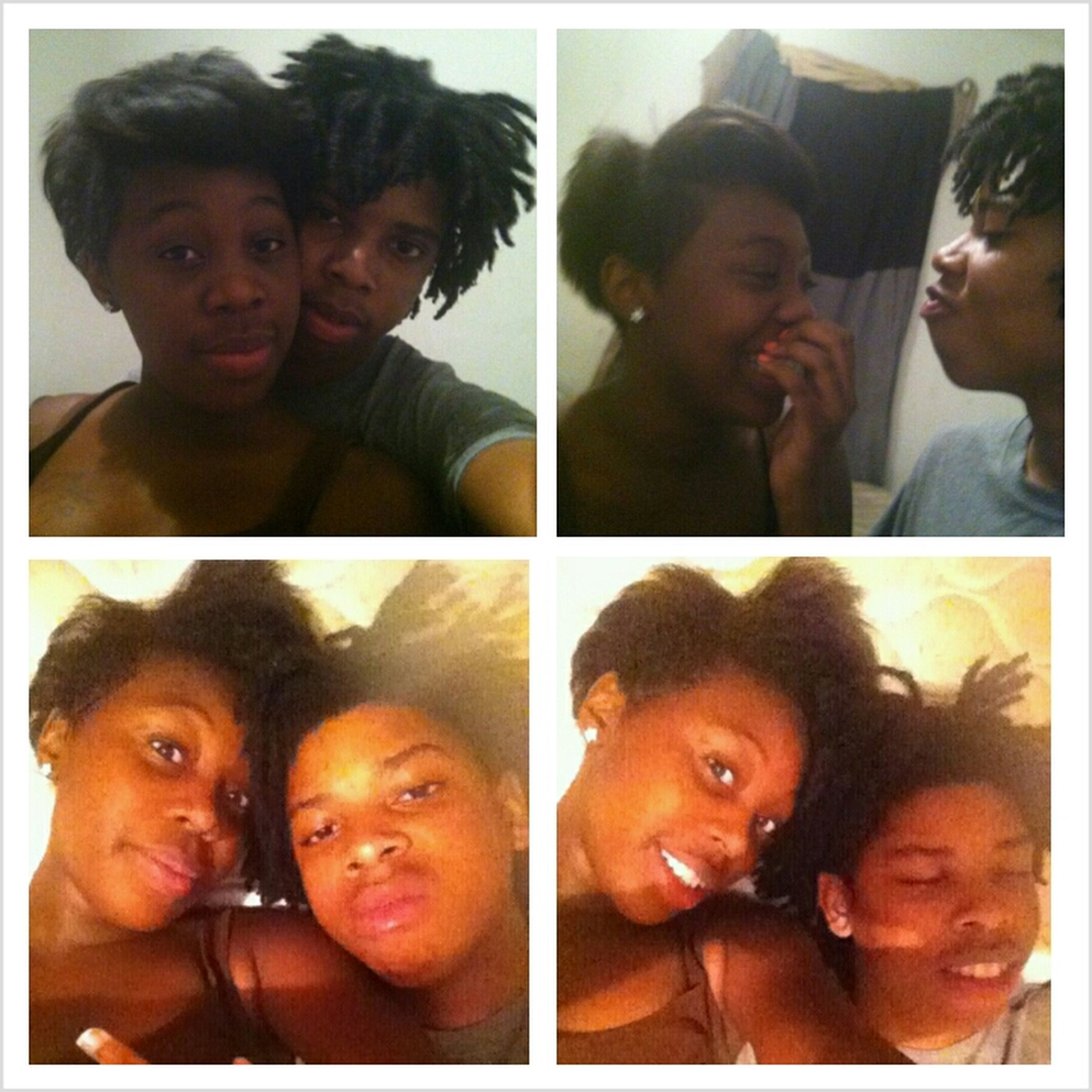 Meh And The Bae :)