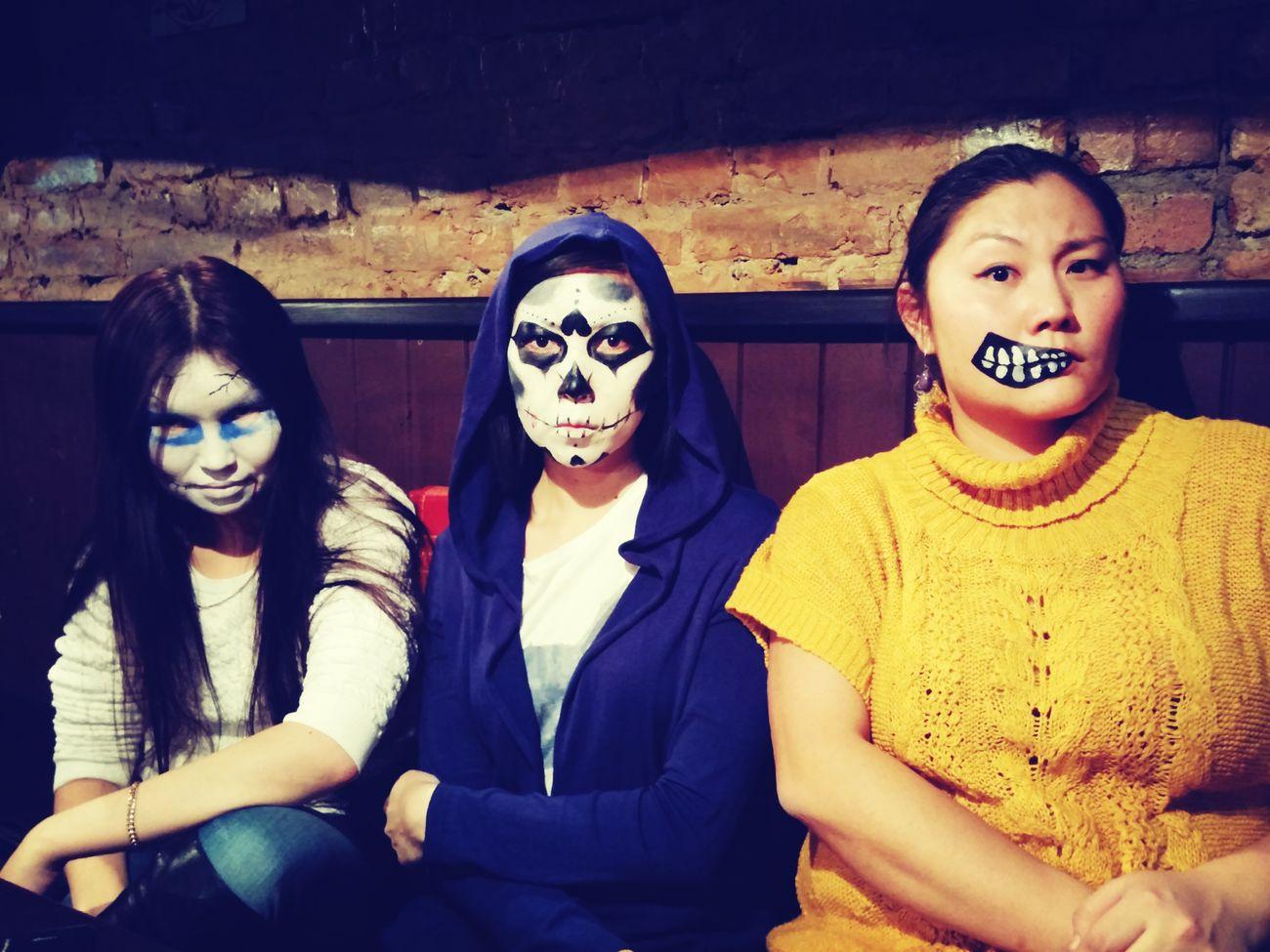 Halloween 31.10.2014 best friends Республика_Бурятия развлекаемся Pub Grub❤?❤??