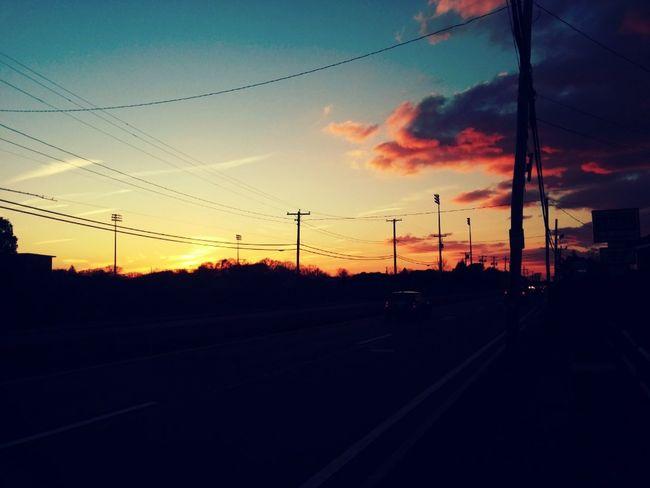Clouds And Sky Sunset Evening Sky
