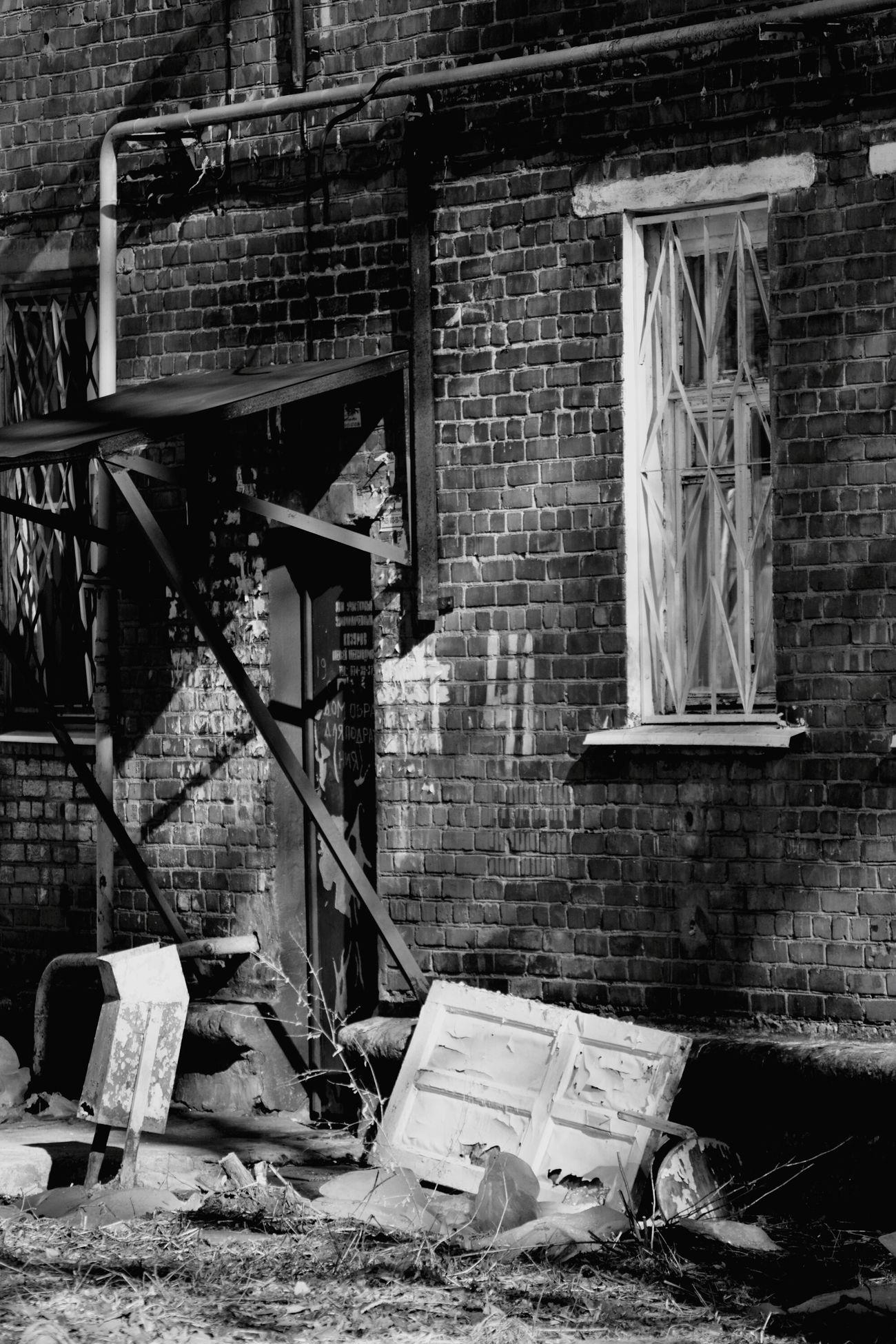 чернобелое серость серость_будней Grey Black Blackandwhite House Window Door Развалины город City подпишись Follow Popular Photos Photography весна пришла Fashion Fashion&love&beauty Blackandwhite Photography