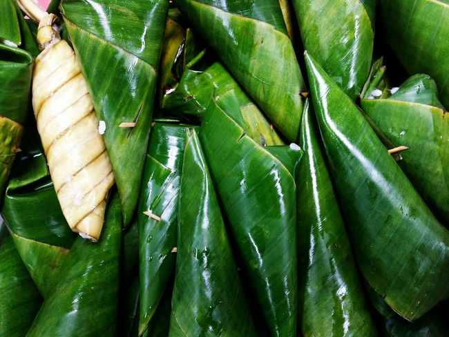 Tapai and Ketupat Spot The Difference | Phoneography